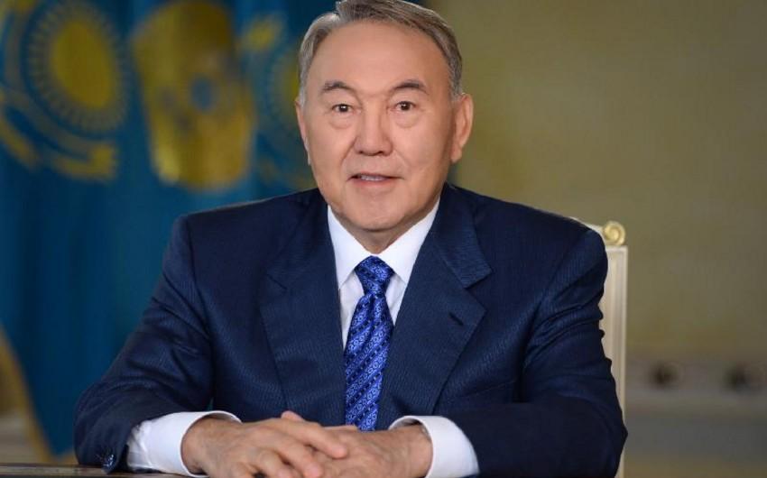 Nursultan Nazarbayev Türkiyəyə səfər edəcək