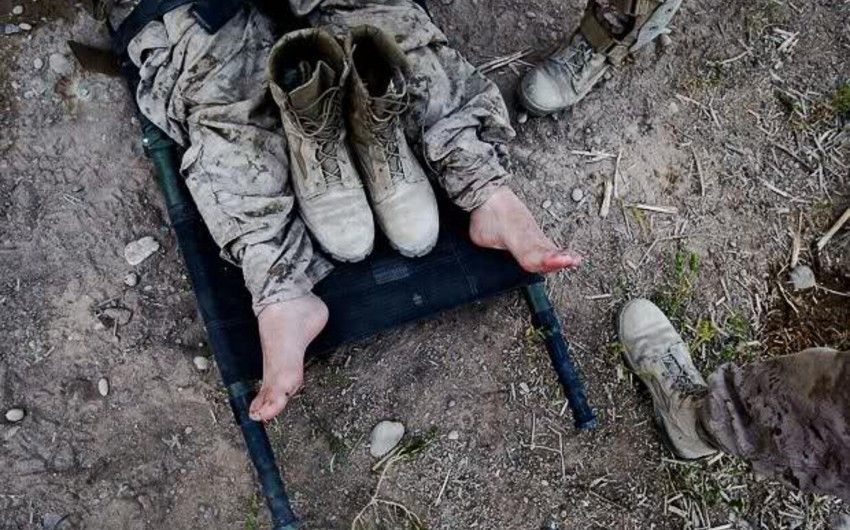 Armenian serviceman killed on the contact line of troops