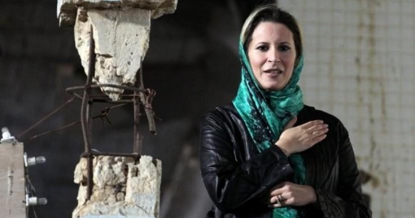 Gaddafi's daughter removed from EU blacklist