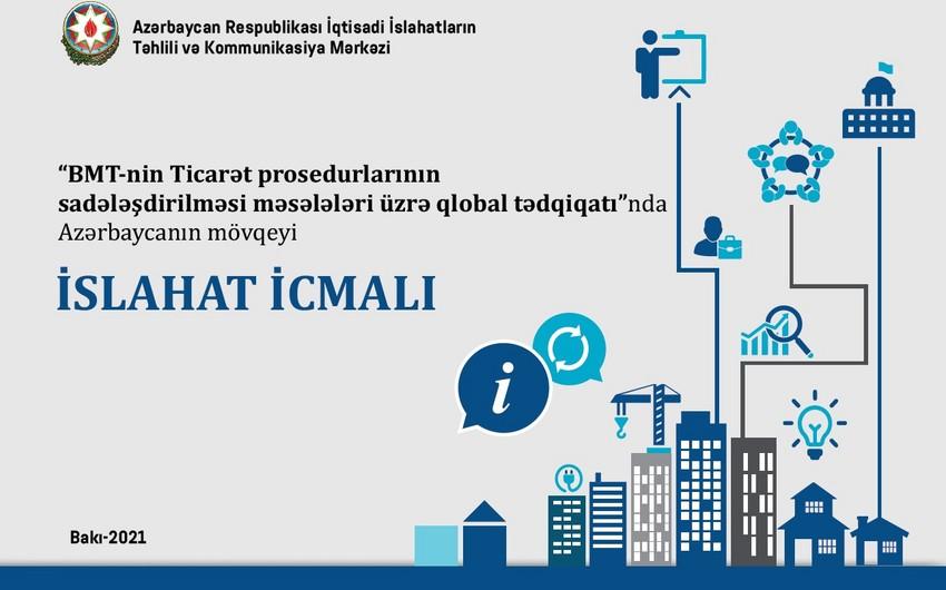 İslahat icmalı: Azərbaycan kağızsız ticarətdə regional liderdir