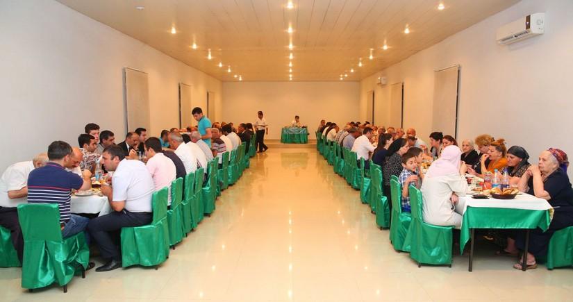 Dövlət Komitəsi: Kütləvi iftar süfrələrinin təşkili yolverilməzdir