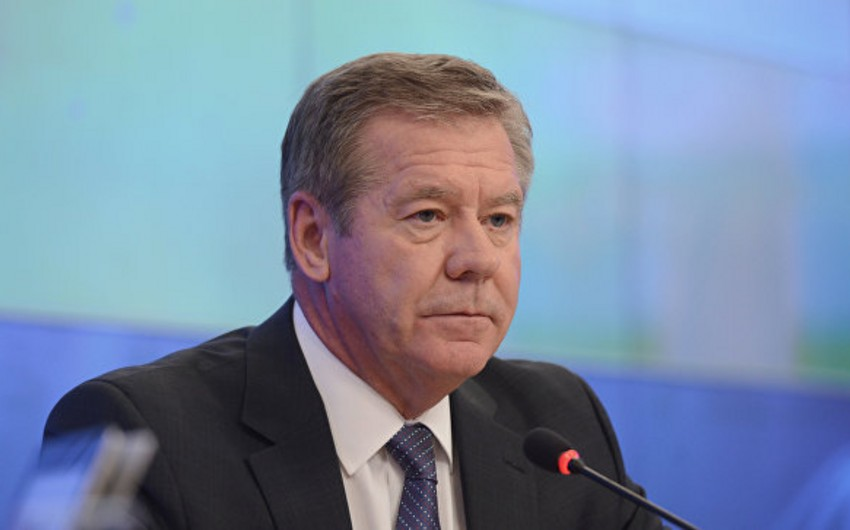 Gennady Gatilov sacked from post of Russia's deputy foreign minister