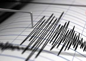 Землетрясение на Каспии