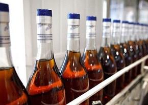 Azərbaycanda içki istehsalı 8% artıb