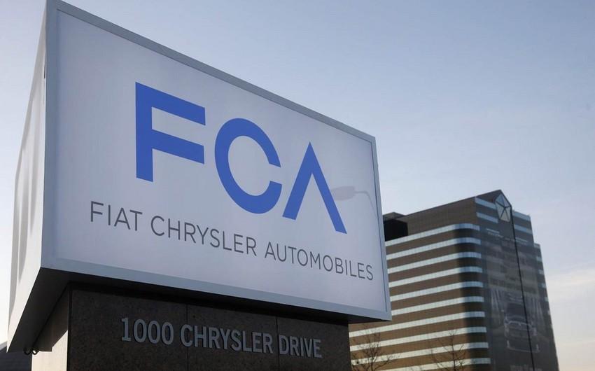 Fiat Chrysler şirkəti 1 milyondan çox avtomobili geri çağırır