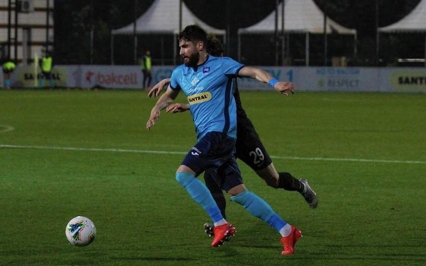 Yunanıstanlı futbolçu: Neftçi əla komandadır, dəhşətli oyun görəcəyik