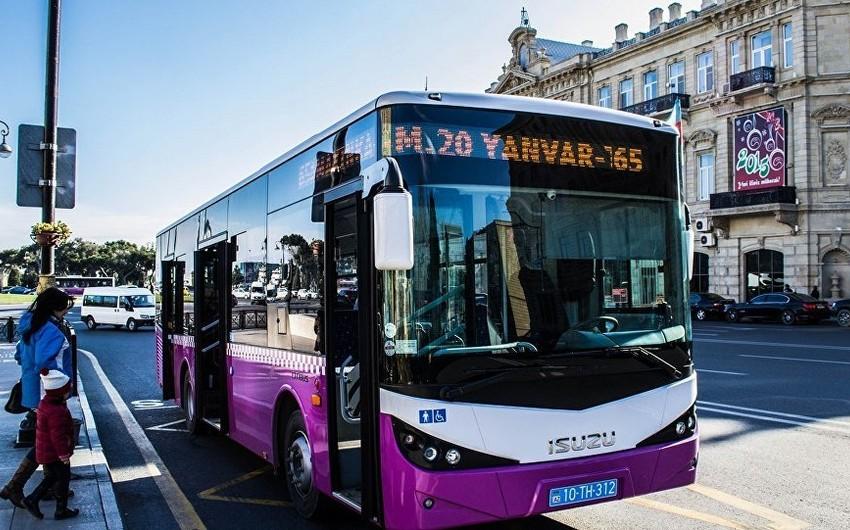 Azərbaycanda avtobus sürücüləri üçün yaş həddi tələbinə məhdudiyyət qoyulacaq