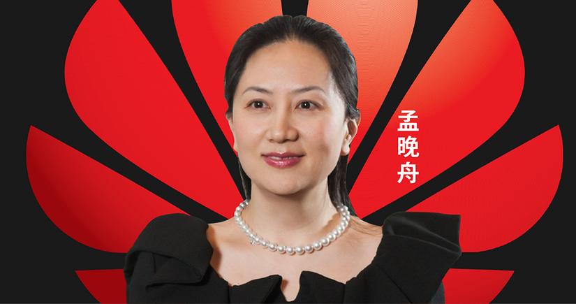 Финдиректор Huawei собирается признать свою вину