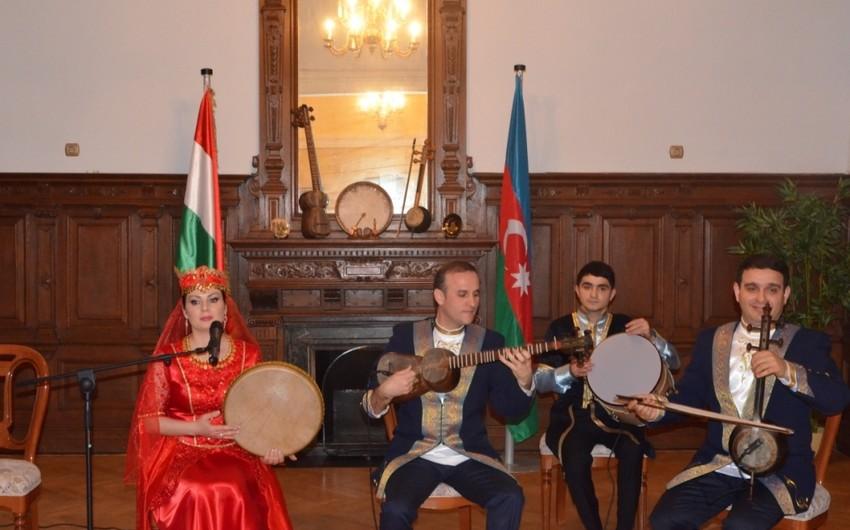 Macarıstanda Novruz konserti keçirilib