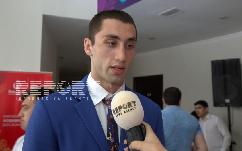 Azərbaycanın olimpiya mükafatçısı karyerasını bitirəcəyi tarixi açıqlayıb