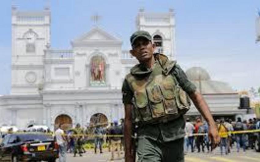 Şri-Lankada terror aktları nəticəsində 30 xarici ölkə vətəndaşı ölüb