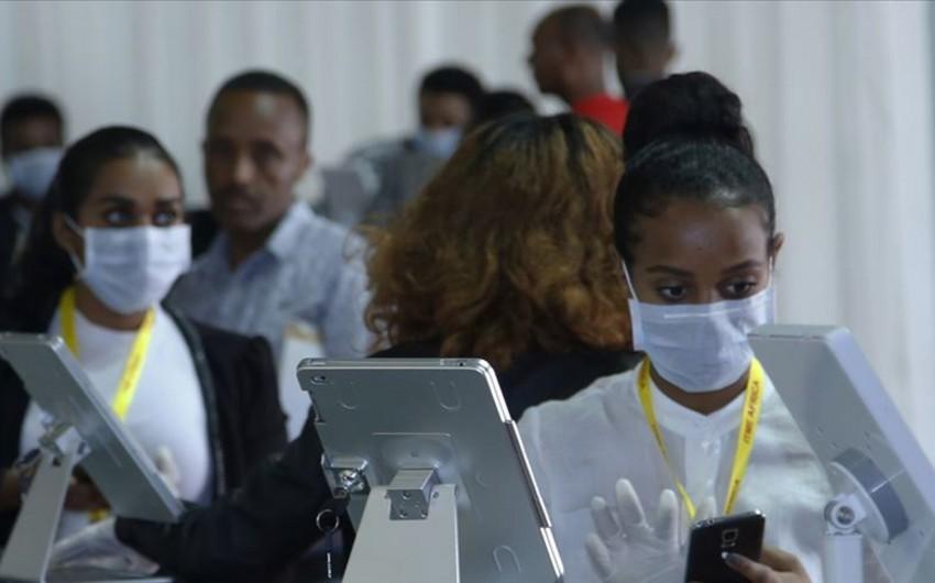 Afrikada koronavirusun yayıldığı ölkələrin sayı artdı