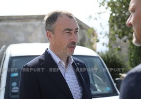 EU special rep on what he saw in Azerbaijan's Aghdam: 30 years of conflict left very bitter scars