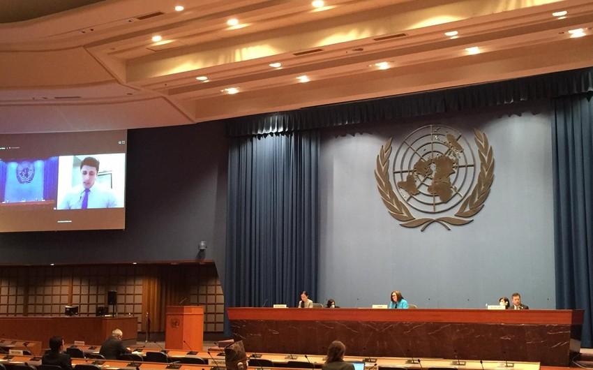 UNESCAP-ın Nəqliyyat Komitəsinin 6-cı sessiyası keçirilib