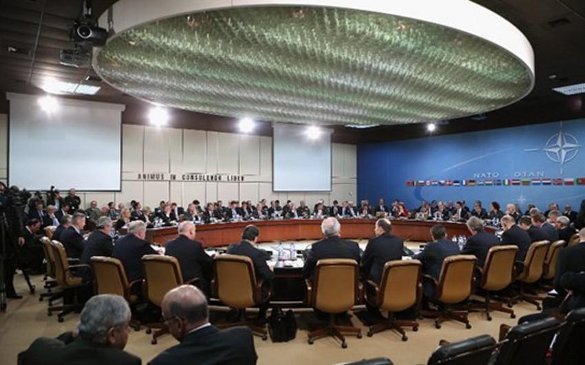 Brüsseldə NATO ölkələri müdafiə nazirlərinin görüşü keçiriləcək