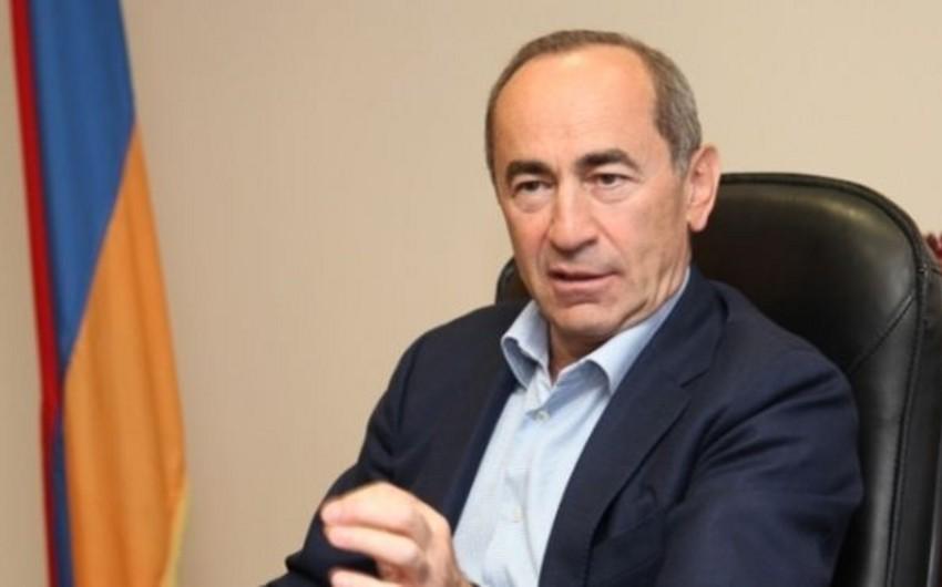 Апелляционный суд Армении отложил слушания по делу экс-президента