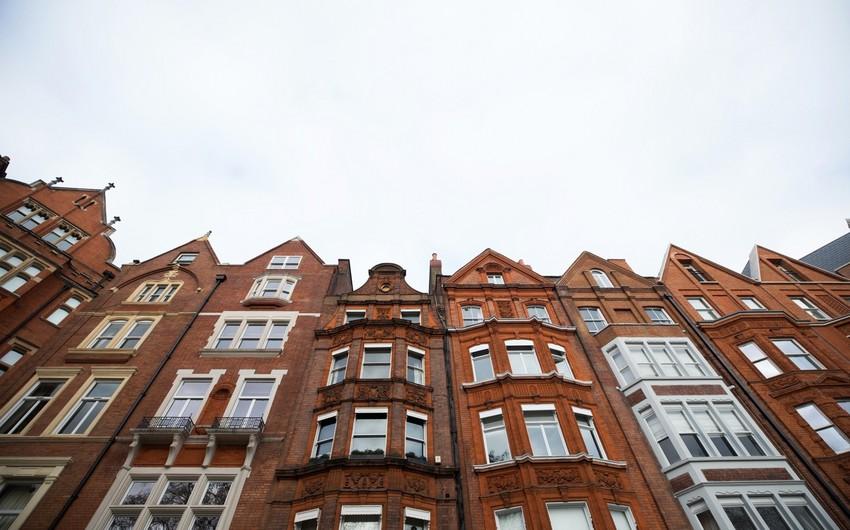 Londonda mənzillərin qiymətləri 6 ildə minimuma enib