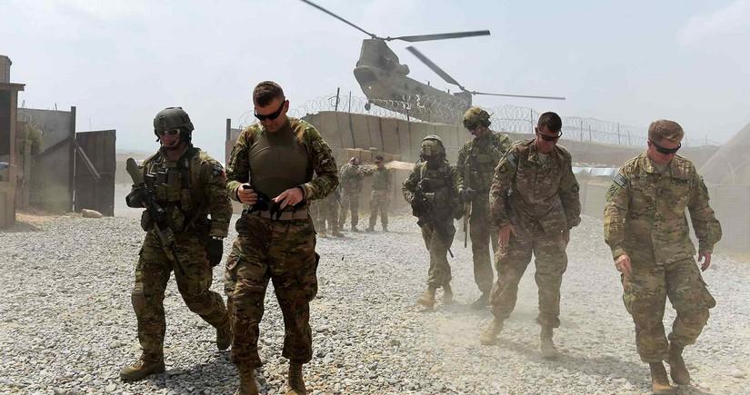 Белый дом назвал сроки вывода американских войск из Афганистана