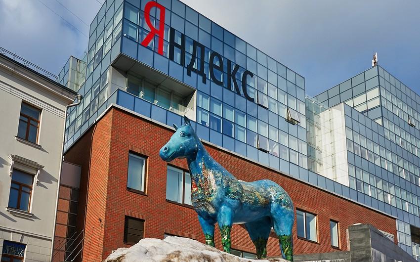 """Naməlum silahlılar """"Yandex""""in Minskdəki ofisinə daxil olub"""