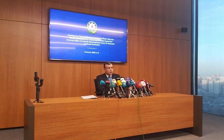 8 saatlıq iş rejimi ilə bağlı yaradılan monitorinq qrupunun istiqamətləri açıqlanıb