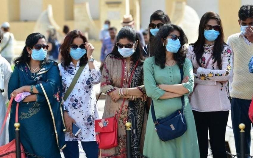 Hindistanda yoluxma sayı 15 milyonu keçdi