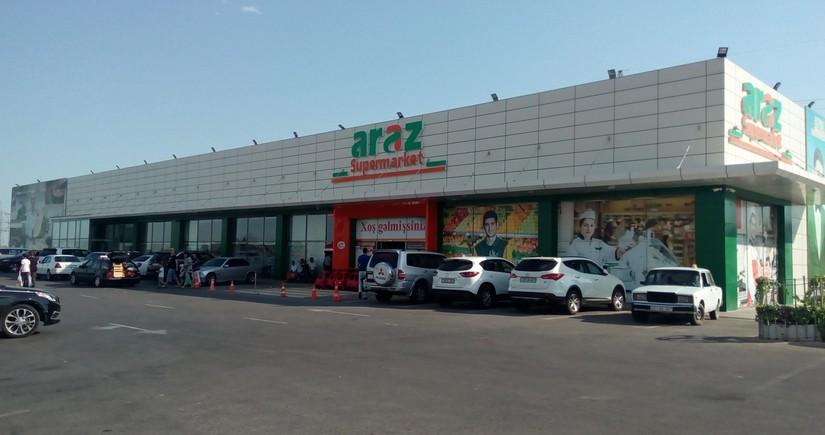 """""""Araz Supermarket"""" cərimələnib"""