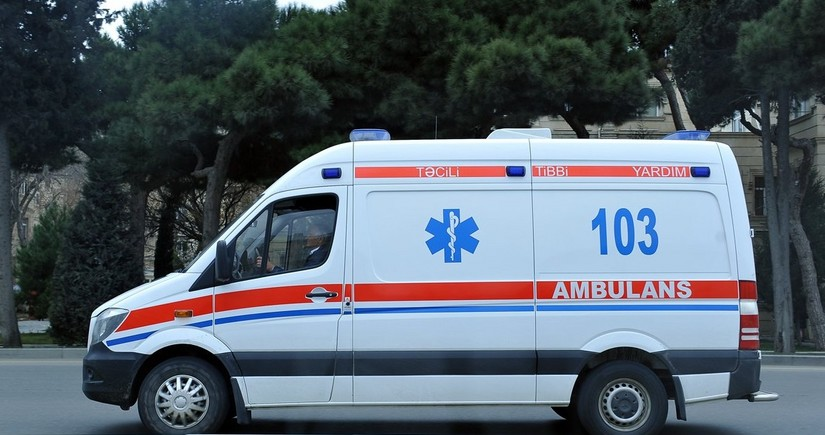 В Абшероне мать и дочь получили ранения