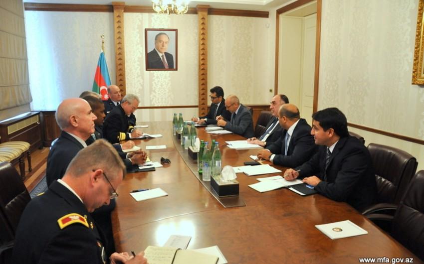 ABŞ: Azərbaycan beynəlxalq təhlükəsizliyə yardım qüvvələri üçün əsas tranzit marşrutlarından biridir