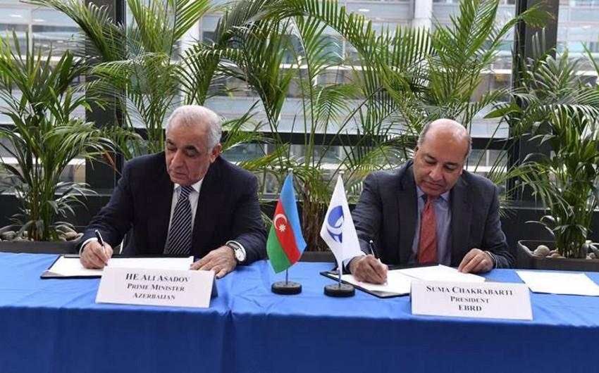 Азербайджан вошел в список доноров ЕБРР