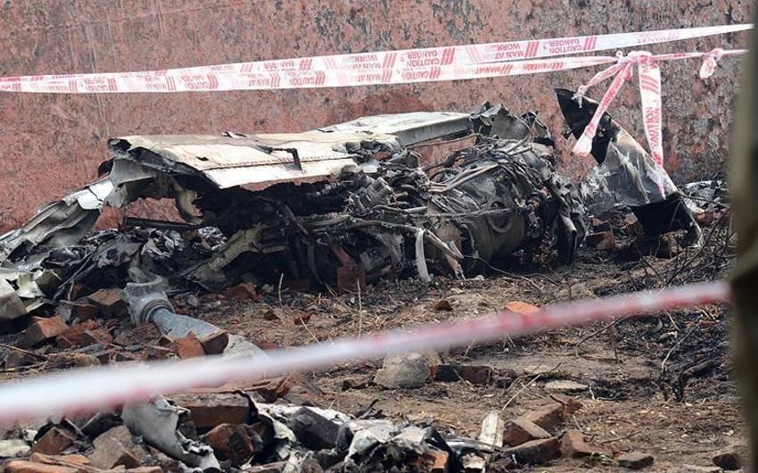 В результате падения небольшого самолета в Аргентине погибли пятеро
