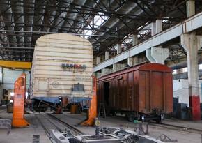 """""""ADY Express"""" vaqon təmirini 70% artırıb"""