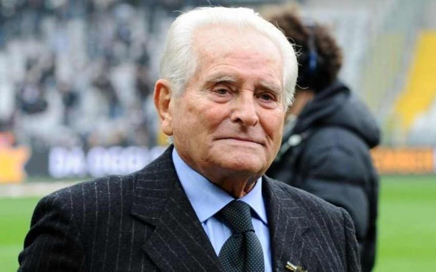 Juventus honorary president dies aged 92