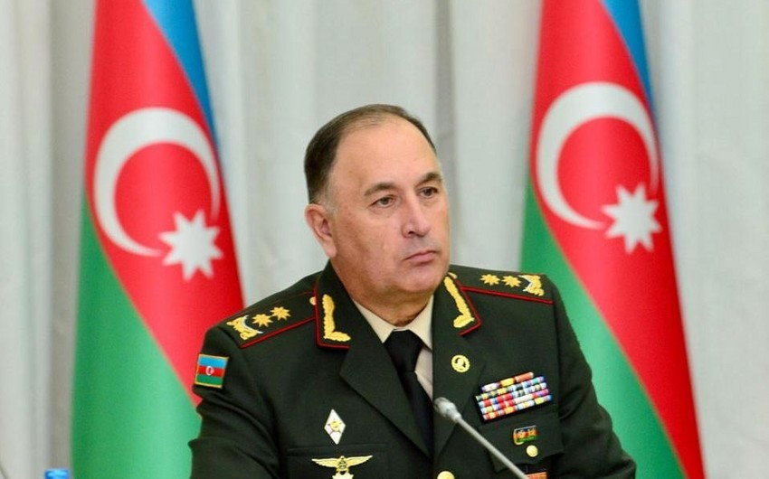 Azərbaycan Ordusunun Baş Qərargah rəisi  -