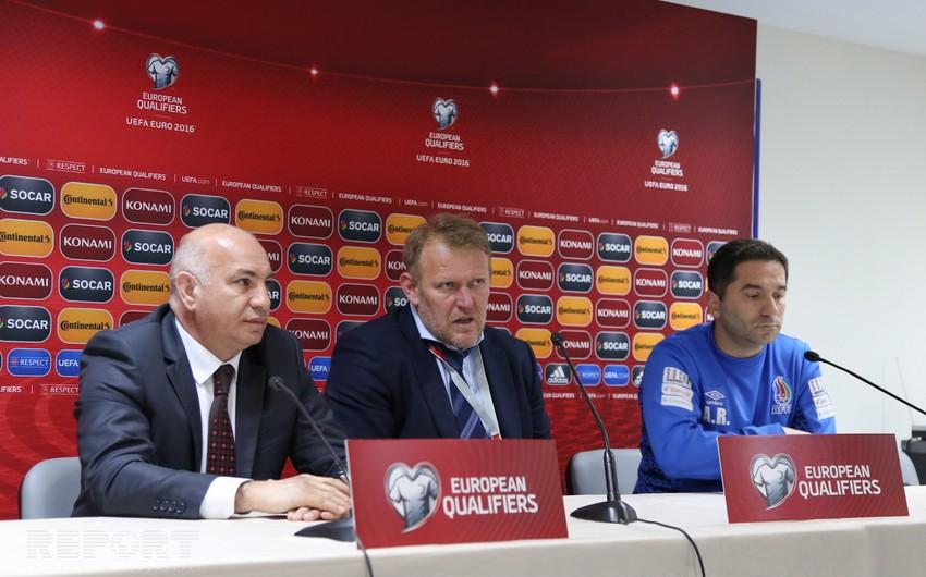 Роберт Просинечки: Мы можем сыграть еще лучше