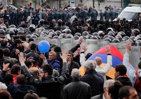 В Армении граждане, требующие выезда в Россию, объявили голодовку