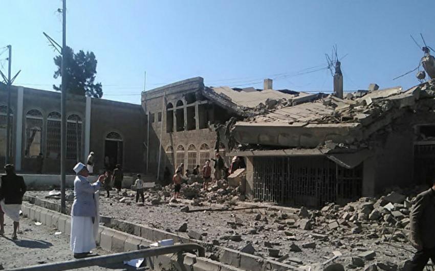 Yəmənin paytaxtında qarşıdurmalarda ölənlərin sayı 245 nəfərə çatıb
