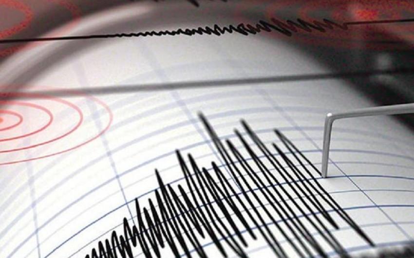 В Шемахе произошло землетрясение