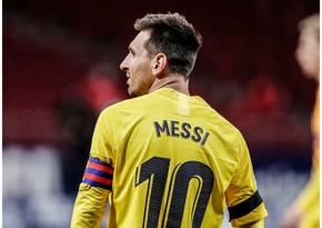 Messi Kiyevə aparılmadı