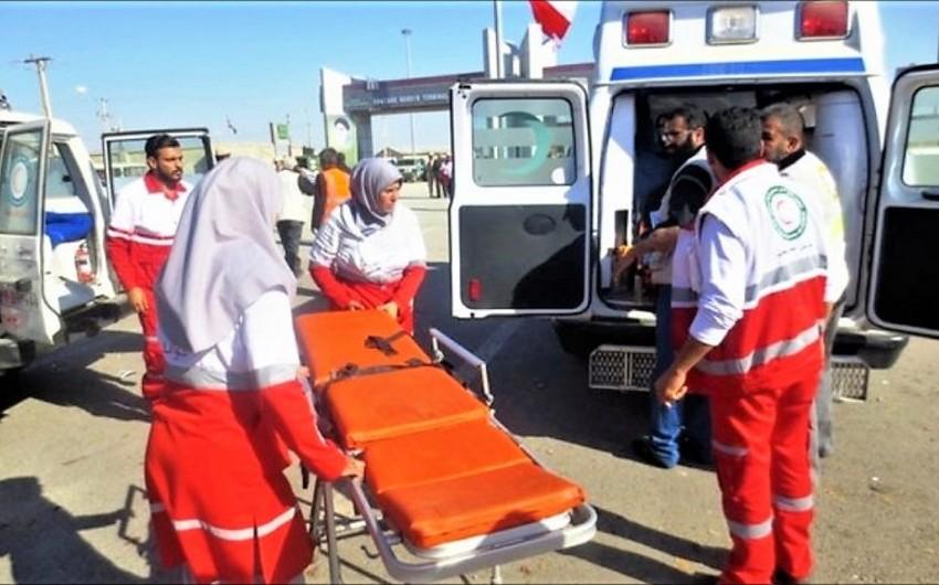 İranda toyda partlayış zamanı 11 nəfər ölüb, onlarla insan yaralanıb