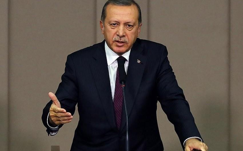Türkiyə prezidenti: Müsəlmanlara xəyanət edənləri necə könülü xidmətçi adlandırmaq olar?