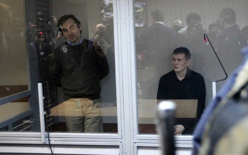 Ukraynada həbs edilən rusiyalı xüsusi təyinatlılar təyyarə ilə Moskvaya gətirilib