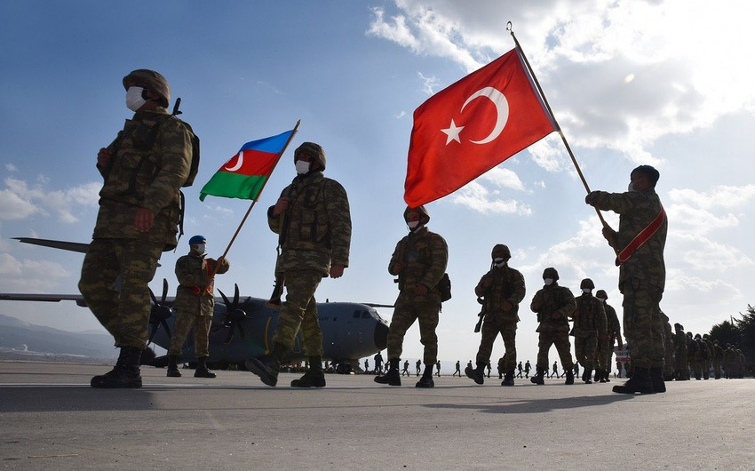 Azerbaijani, Turkish service members to hold joint exercises