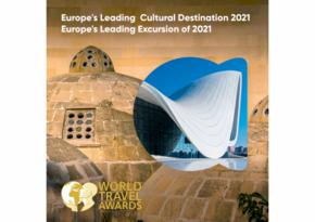 Azərbaycan turizm sektoru ilə bağlı daha bir nominasiyada qalib olub