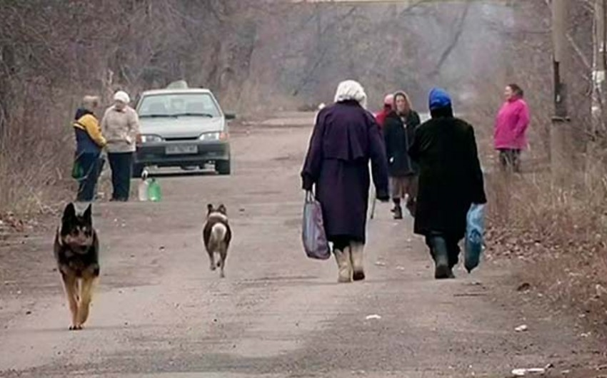 BMT: Ukraynanın şərqində humanitar vəziyyət ağır olaraq qalır