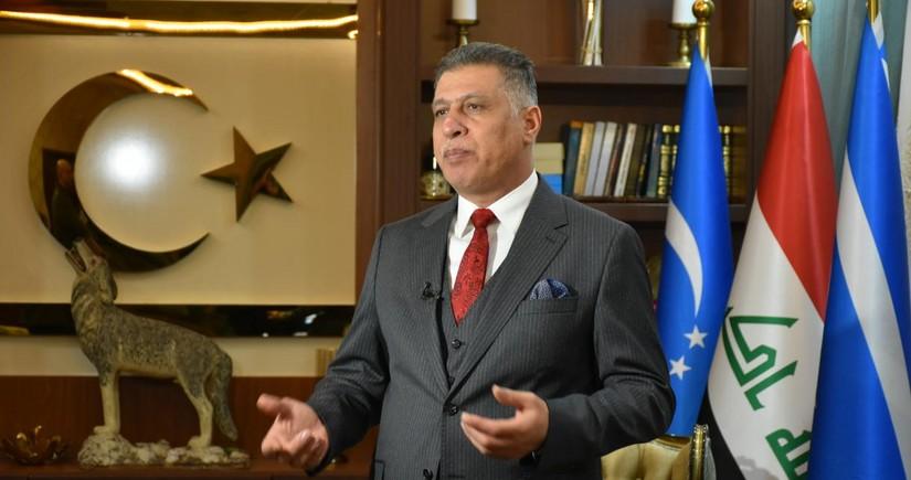 İraq Türkmən Cəbhəsinin sədri Azərbaycan Prezidentini təbrik edib