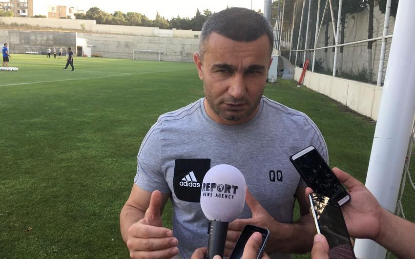Qurban Qurbanov: Futbolçuları maaş və kompensasiya sarıdan ən aşağı qiymətə gətirməyə çalışmışıq - MÜSAHİBƏ