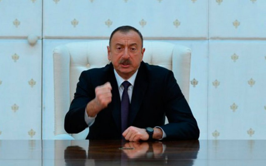 Azerbaijani President: Defeating terrorism possible only by combining efforts of international community