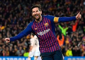 Барселона предложила Месси десятилетний контракт