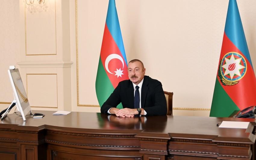 Azərbaycan Prezidenti  -