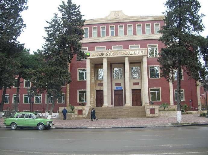 Gəncə Dövlət Universitetinin əməkdaşları təltif edilib - SİYAHI